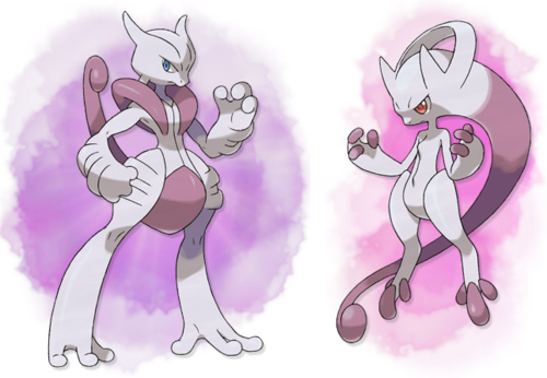 Pok mon x or y shinigaming - Mewtwo y mega evolution ...